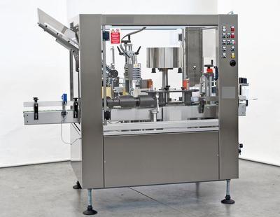 Seema ETIMAX 3, Labelling machine