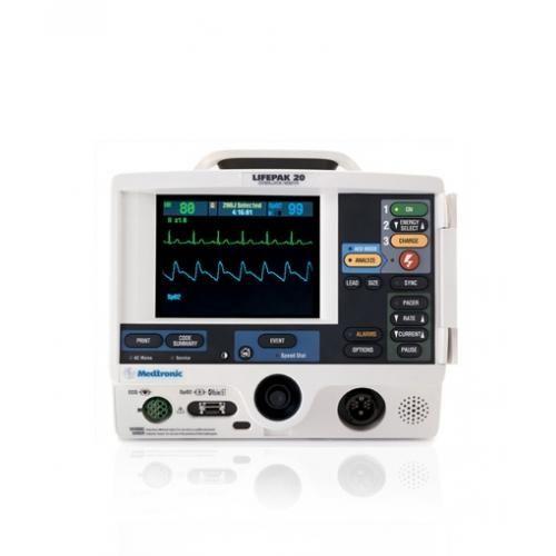 Physio Control Lifepak 20 Defibrillator - Refurbished