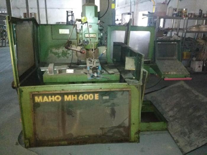 Maho 600. Variable
