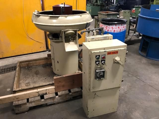 Almco OR-3 BOWL VIBRATORY FINISHER