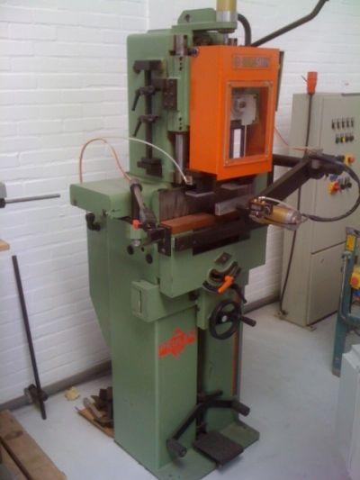 Goldstein GT120M Vertical hole stitching machine