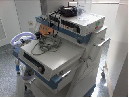 Others Anesthesia ventilator