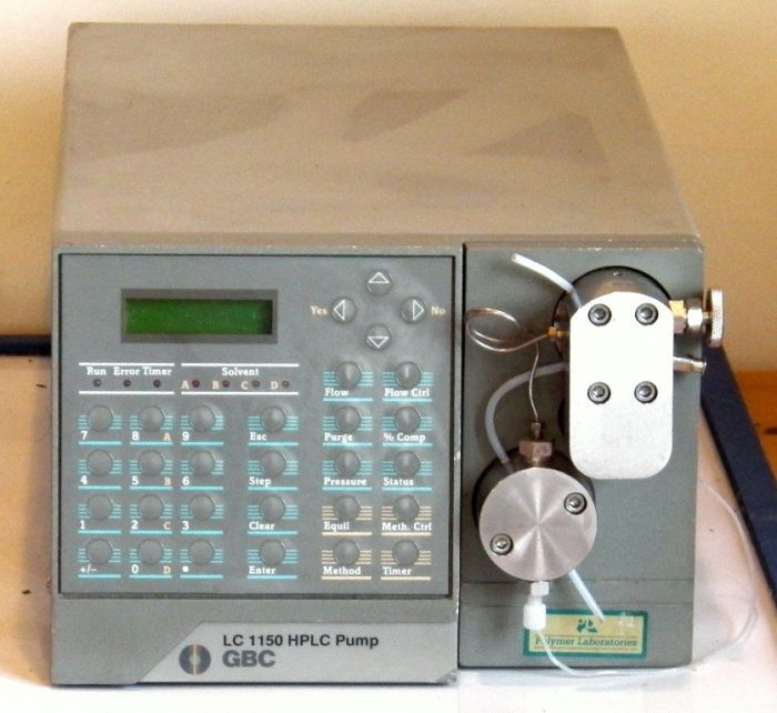 GBC Scientific LC1150 HPLC Pump