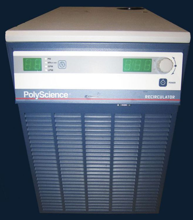 Polyscience 6360 Floor Mounted Chiller