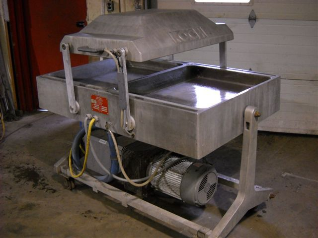 Koch, Ultravac Vacuum Packer