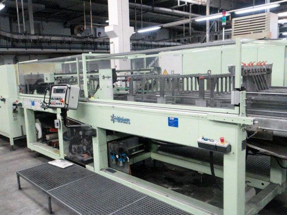 Kisters Multipacker 199 / 60 L packing machine