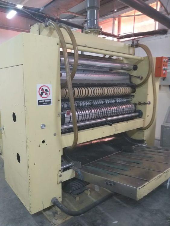 Other Z-Fold / N-Fold 5-lane Machine  23 X 24 cm of 2012!