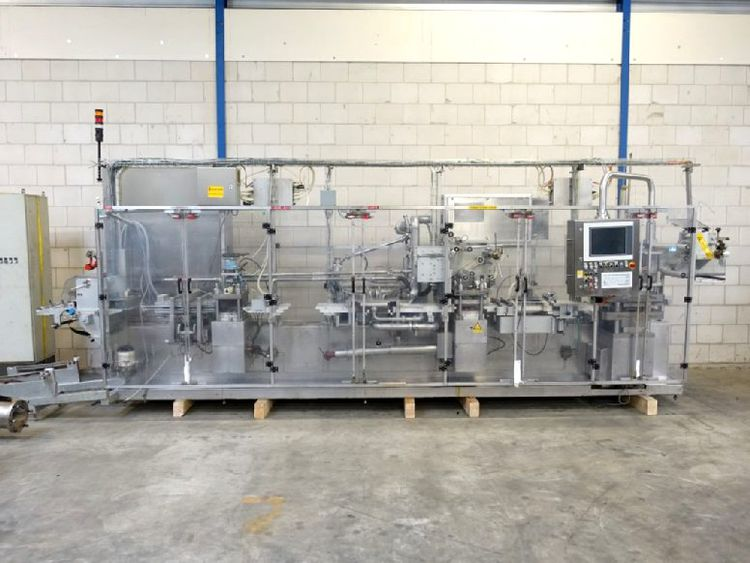 Hassia THL24/28 Forming, Filling, Sealing (FFS) machine
