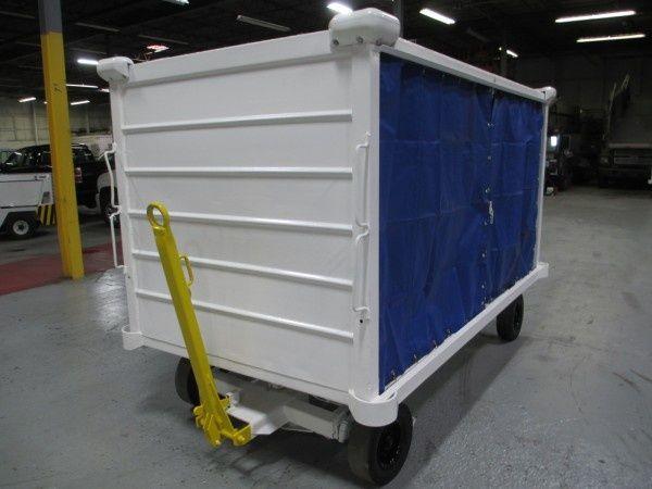 Wasp Baggage Cart