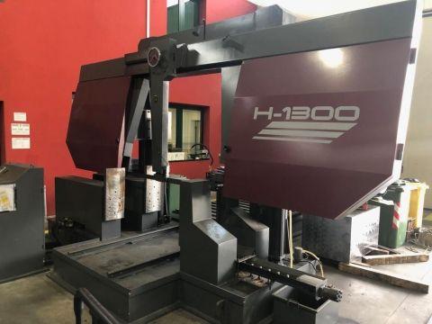 Sh H - 1300 sawing machine semi automatic