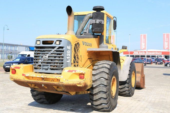 Volvo L 120E Wheel Loaders