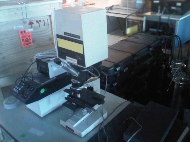 Nanometrics NanoSpec AFT