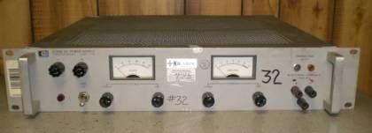 Hewlett Packard (HP) 6266B DC POWER SUPPLY