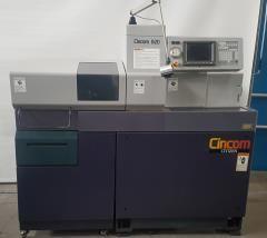 Citizen Control CNC 10000 rpm CINCOM B 20 2 Axis