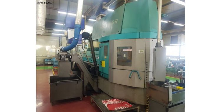 Index INDEX C200-4 (Siemens SINUMERIK 840D) 6300 rpm MS32C 2 Axis