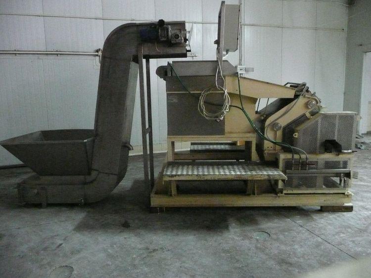 "S"" - 12 - 18 cm Deheading machine for herring"