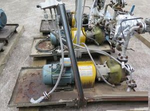 durco Lo-Flo MK3-1K1.5X1LF Centrifugal Pump
