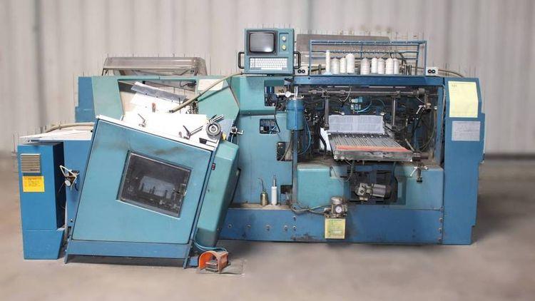 Smyth F 150 L Fully automatic book sewing machine