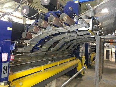 Tuftco 1/10th gauge Enhanced Loop tufting machine