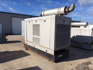 Kohler 250ROZ271/NT855G5 Diesel Generator Set 312.5 kVA
