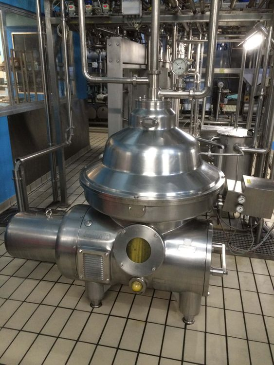 GEA Milk Cream Separator