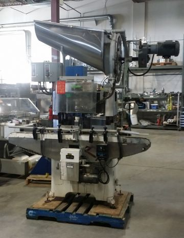 Resina S-Special Automatic Capper