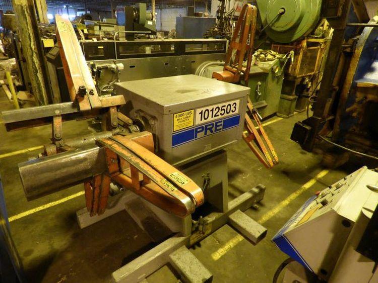 Pressroom Equipment PDR-124000-NAB 4000 LBS