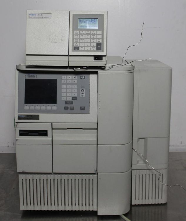 Waters HPLC Separations
