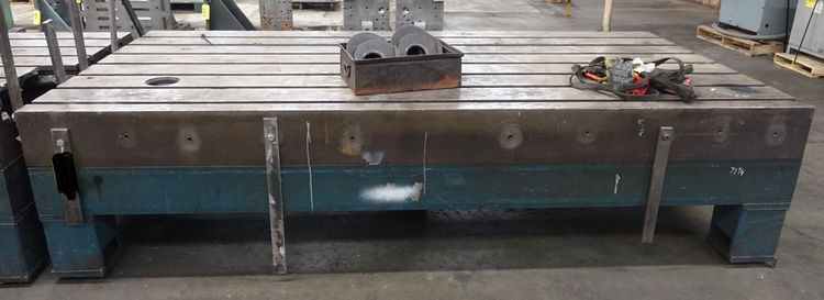 Other T-Slotted Welding Table