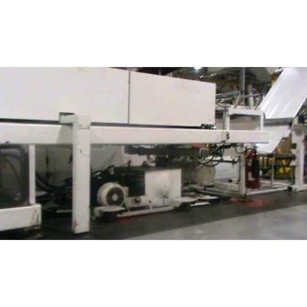 Brown MC4500 & T300, Thermoforming line