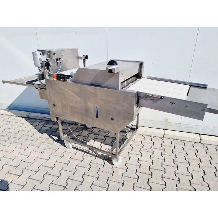 Riehle Lye coating machine