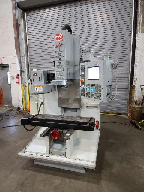 Haas TM-1 CNC VERTICAL MACHINING CENTER 3 Axis