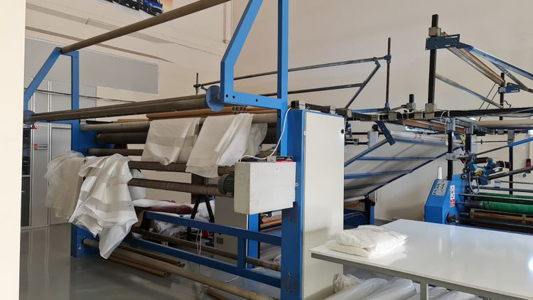 Demsan Fabric Folding