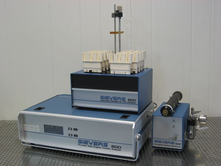 Sievers TOC-800 Portable Total Organic Carbon Analyzer System