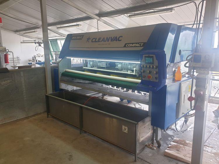 Cleanvac BRS 260-C, carpet brushing line 250 cm