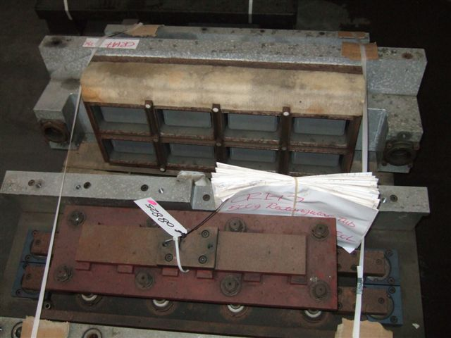 Illig Thermoform Mould