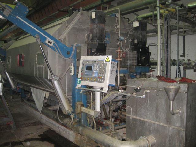2 Goller JU 1200, Atmospheric Jiggers 320 Cm