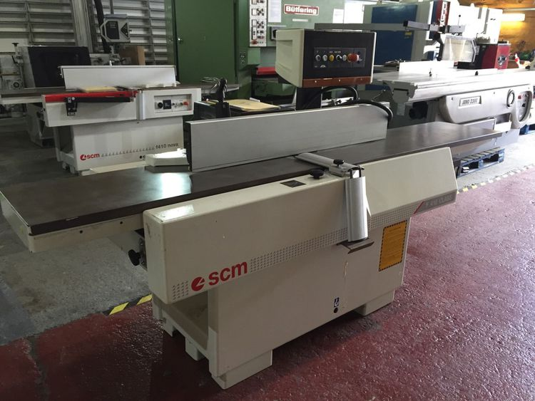 SCM F410 Class Surface Planer SCM F410 Class Surface Planer in excellent condition