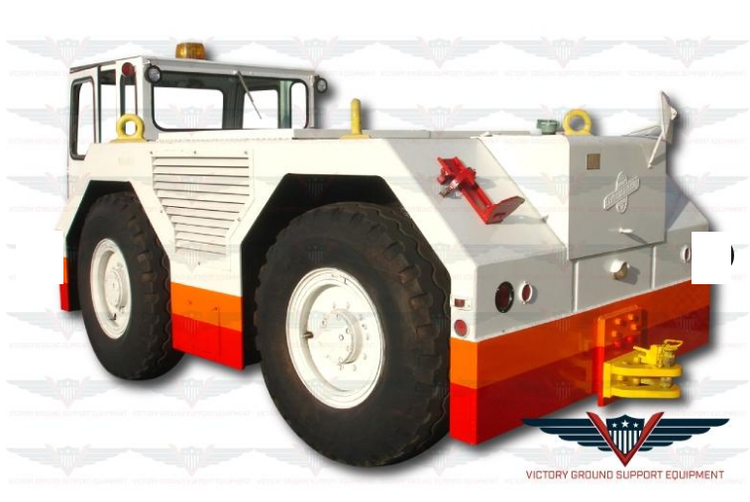 Stewart & Stevenson MB-2 / GT-40, Pushback Tractor