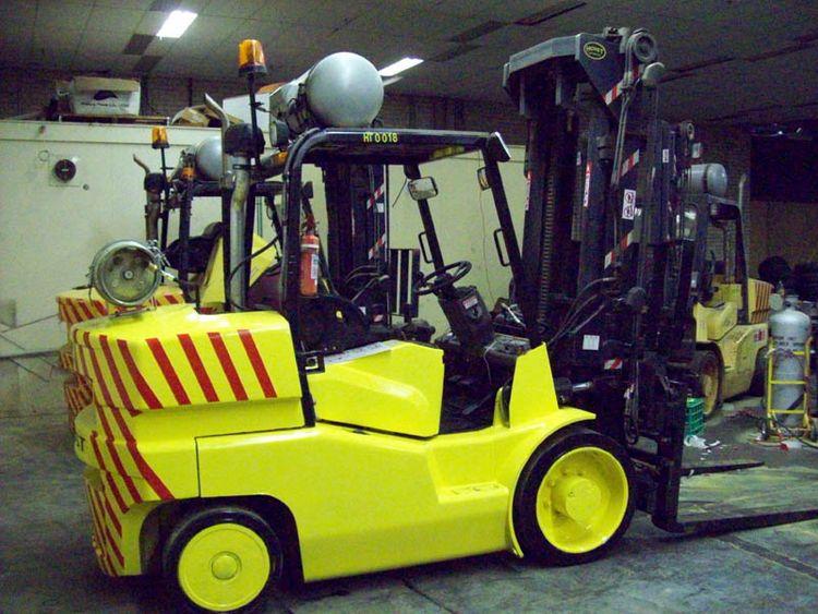 Hoist Hoist 8 Tonne Compact Used Forklift 8 Ton