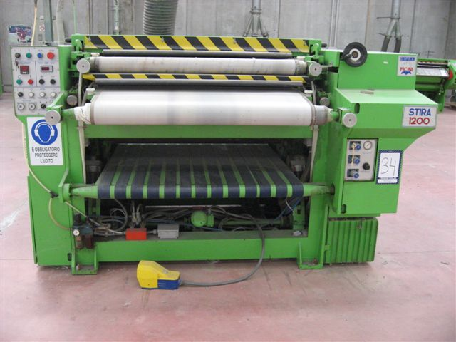 Others Stira 1200 Buffing machine