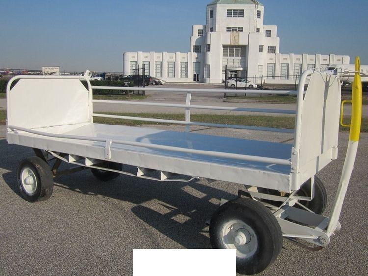 Wollard Open Baggage Cart
