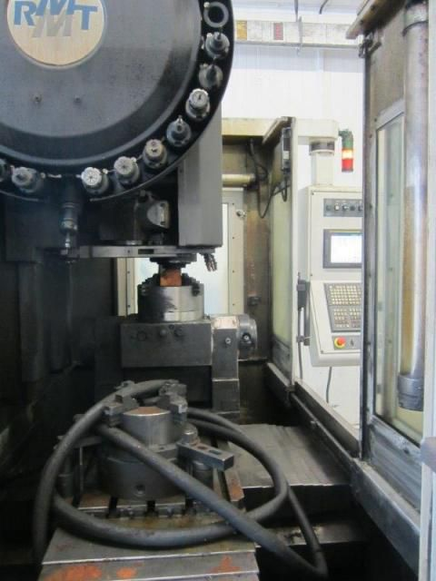 RMT Compact 8 3 Axis