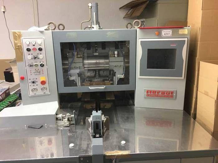 Horauf SN 140, Trimming machine
