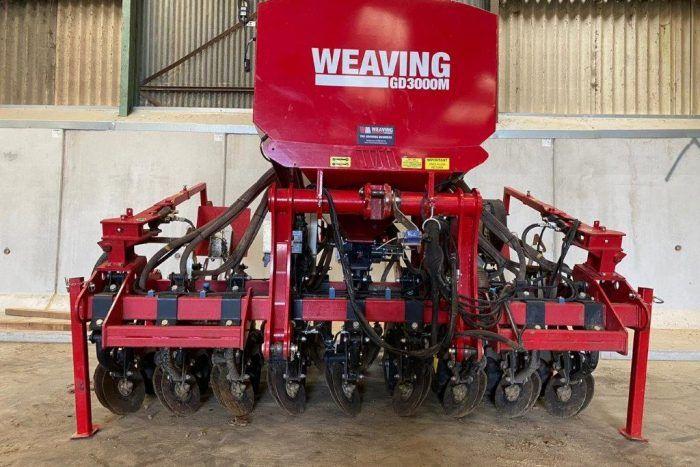 Weaving GD3000M DRILL