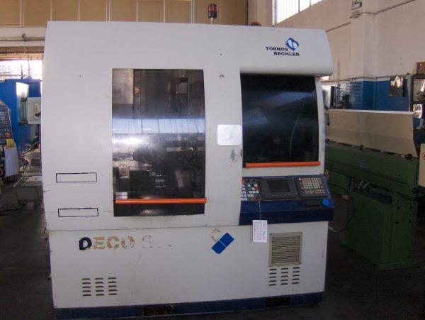 Tornos CNC Control Variable DECO 20 / A 2 Axis
