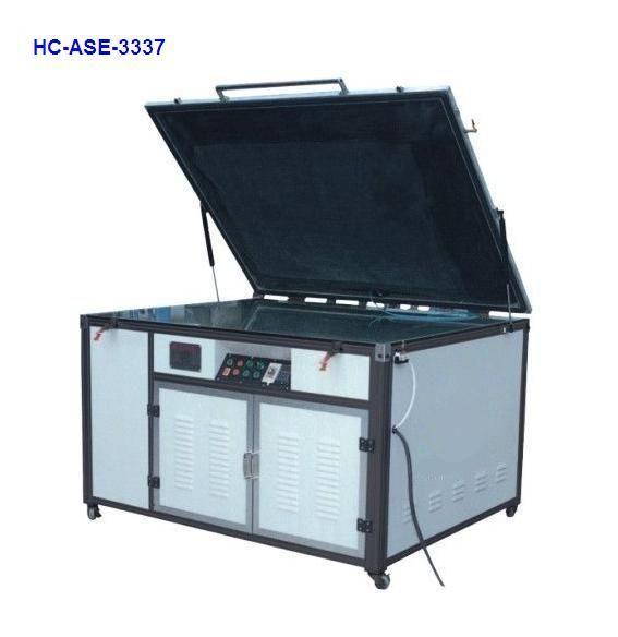 Others UV exposure machine, UV exposure unit, exposure unit, screen plate exposure unit, plate maker HC-ASE-3337