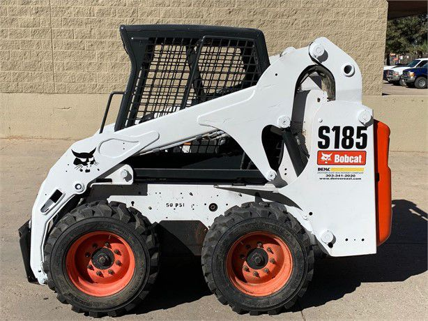 Bobcat S185 Wheel Skid Steers