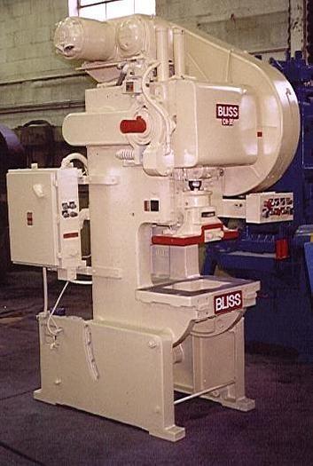 Bliss CH-35 OBI PRESS 35 Ton