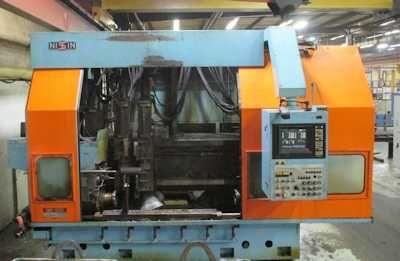 Nissin No. NMC-160 vertical 306 rpm